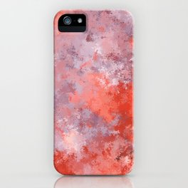 Apocalyptic Sunset Clouds iPhone Case