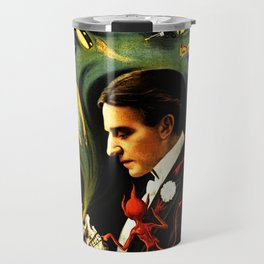 Thurston the Great Magician, the Wonder Show of the Universe. Do the Spirits Come Back? Travel Mug