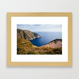 Waterscape VI Framed Art Print