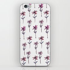 Sweet Floral pattern iPhone Skin
