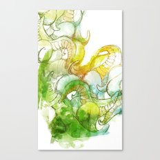 Ventouse Canvas Print
