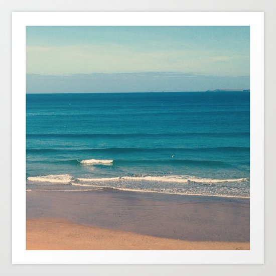 Tranquil Afternoon  Art Print