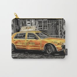 Taxi for Govan Carry-All Pouch