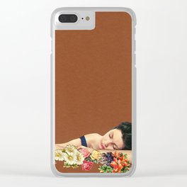 Remember Summer Clear iPhone Case
