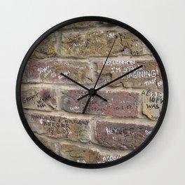 Abbey Road Wall Wall Clock