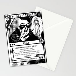 THE GHOSTCHANTER Stationery Cards