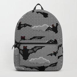pixel bats Backpack