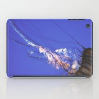 jelly fish iPad Cases featuring Jelly Fish  by N A N A M I