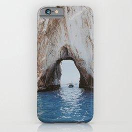capri, italy ii iPhone Case