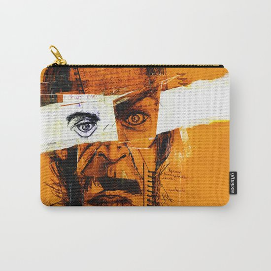 Burning Man Carry-All Pouch
