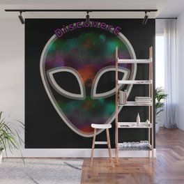 DiscoverE Wall Mural