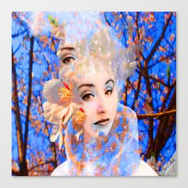Inside Your Mind Canvas Print