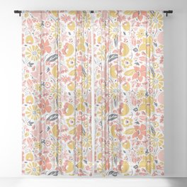 Betty Sheer Curtain