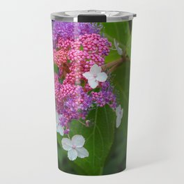 Hydrangea aspera 'Rocklon' 1 Travel Mug