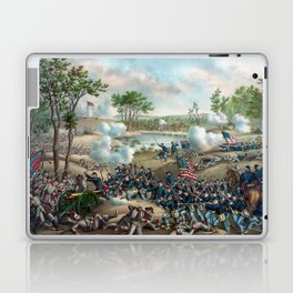 Battle of Cold Harbor Laptop & iPad Skin