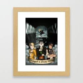 Poster: The Legend of Sleepy Hollow Framed Art Print