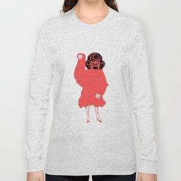 Sloth Serve Long Sleeve T-shirt
