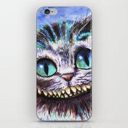 Cheshire iPhone Skin