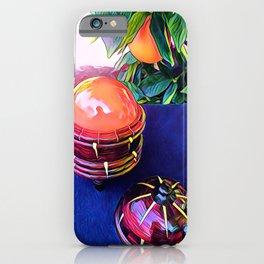 An Orange Appears iPhone Case