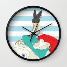 batfish Wall Clock