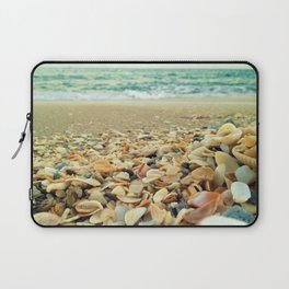 Shore and Shells Laptop Sleeve