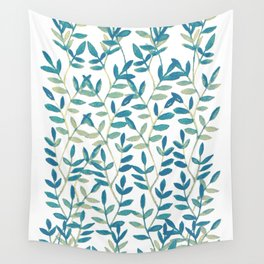 Leaves 6 Wall Tapestry