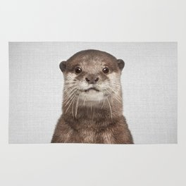 Otter - Colorful Rug