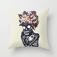Carmen Throw Pillow