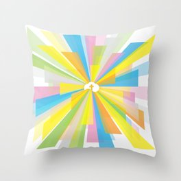 The Resurrection of Jesus Throw Pillow