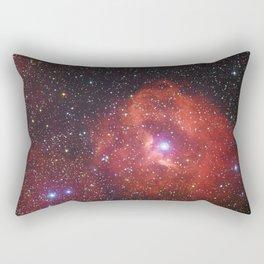Star Formation Region Gum 41 Rectangular Pillow