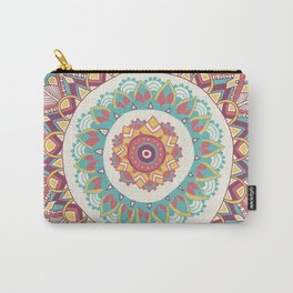 Midsummer Mandala Carry-All Pouch