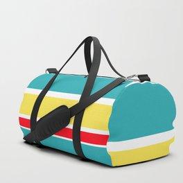 Color Stripes Duffle Bag