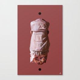 """""""Pricken över dig"""" Canvas Print"""