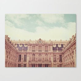 Chateau Versailles Canvas Print