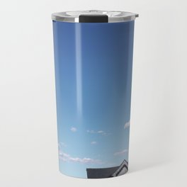 Candy rooftops Travel Mug