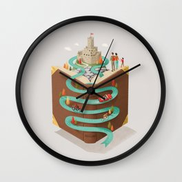 Traveling Wall Clock