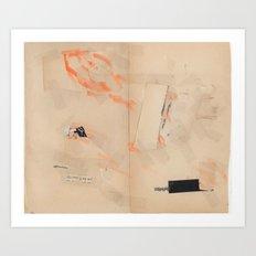 Sprechgesang Art Print