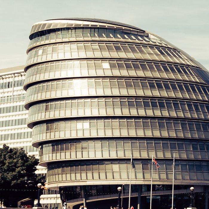 London city view Leggings