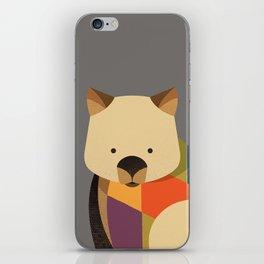Wombat iPhone Skin
