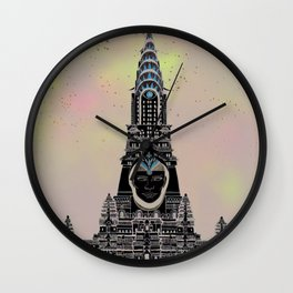 Chryvat Wall Clock