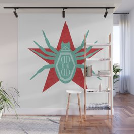 All Hale the Defender of Democracy Wall Mural