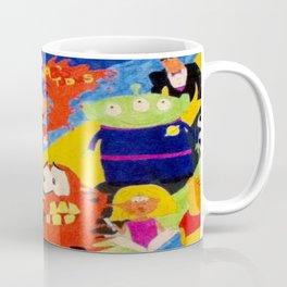 90's Toons Coffee Mug