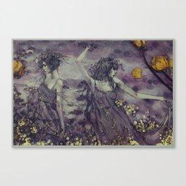 Beyond Elsewhere Canvas Print