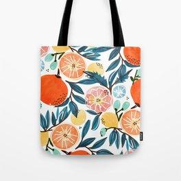 Fruit Shower Tote Bag