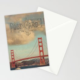 GROUND CONTROL - San Francisco Stationery Cards
