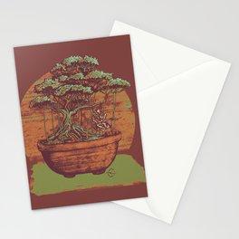 Bonsai Roach Swing Stationery Cards