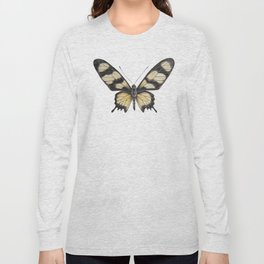 Butterfly | Swallowtail | Amazon | Painting | Exotic | Insect Long Sleeve T-shirt