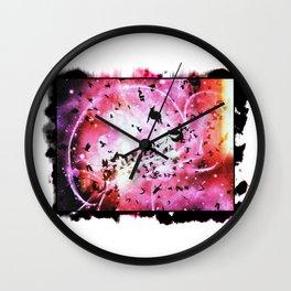 Flight of the Ravens Wall Clock