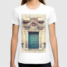 Trapani art 22 Sicily T-shirt