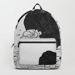 In a safe hands. Backpack